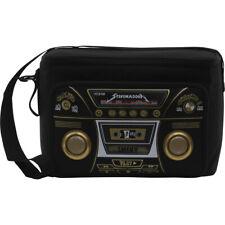 Steve Madden Black Stereo Bluetooth Speaker Cooler