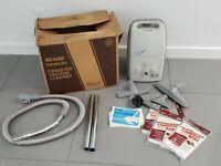 Vintage Sears Kenmore Canister Vacuum Cleaner Model 116.23991