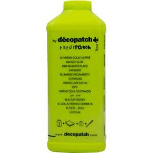 Decopatch Paperpatch Varnish Glue Glossy - 600g - White