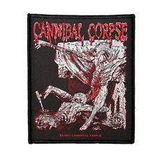 Cannibal Corpse Tomb of the Mutilated Patch Album Art Band Fan Sew On Applique