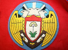 SUPERB QUALITY 100TH BOMB GROUP 8TH AAF SQUADRON A2 JACKET PATCH 100BG