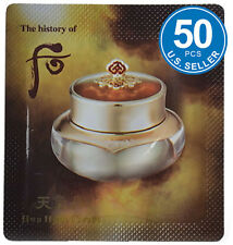 THE HISTORY OF WHOO Cheongidan Hwa Hyun Cream 50ML(1ml x50ea) FREE SHIP FROM USA