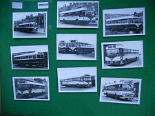 M6125 Gillett Bros. 9 Bus Photo/s. To Bishop Auckland etc. **