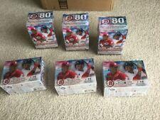2018 Bowman Baseball Sealed Retail Blaster Six Box Lot