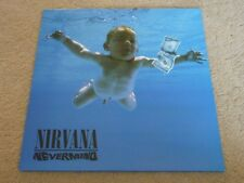 NIRVANA - Nevermid - Marbled Coloured Vinyl LP - EX/VG+