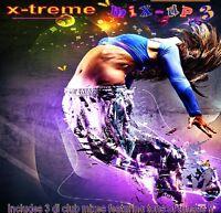 X-TREME MIX UP 3 - 2012 CD - NEW CLUB/DANCE REMIXES - 3 DJ MIXES *LISTEN*