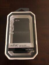 Incipio FEATHER SHINE Case For iphone 5 / 5s Black Aluminum Finish