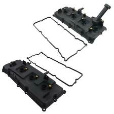 Left & Right Valve Covers & Gaskets Kit 13264ZE01A 13264ZE00A for Nissan Armada