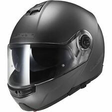 Matt LS2 Brand Helmets with Integrated Sun Visor