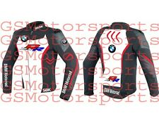 New BMW Motorrad  motorbike leather racing Jacket All size Available