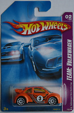 Hot Wheels - VW New Beetle Cup orange Neu/OVP US-Card