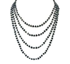 Heart Shape Stone Beaded Necklace Fashionable Necklace For Women Gift For Her