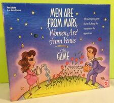Men are from Mars, Women are from Venus The Game Mattel Complete 1998