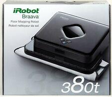NEW iRobot Braava 380t Floor Mopping Robot NEW&FACTORY SEALED  - US SHIPS FREE!