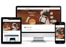 Professional Responsive |Custom Webdesign | Free Domain And Hosting