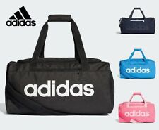 New ADIDAS Gym Sports Duffel Bag Football Kit Holdall Travel Holiday Mens Womens