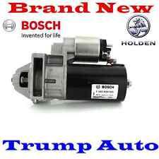 Bosch Starter Motor to Holden Commodore VR VS VT VX VY V6 eng VH 3.8L Auto 93-04