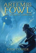 Artemis Fowl: The Atlantis Complex 7 by Eoin Colfer (2010, Hardcover)