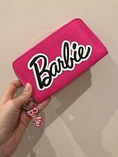 BNWOT BARBIE Purse/wallet Neon Pink Ladies Primark 60th Anniversary Limited Edt