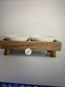 Elevated Dog/Cat Bowls