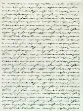 Printed Translucent / Vellum Scrapbook  Paper A/4 Writing White