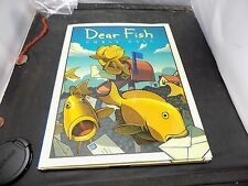 Dear Fish by Chris Gall first edition dust jacket