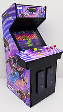 MINI TMNT: TURTLES IN TIME ARCADE MACHINE MODEL 1/12TH SCALE (6 INCHES)