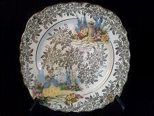 Vintage Colclough Crinolene Lady Bone China Display Plate