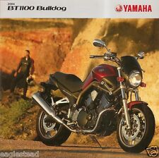 Motorcycle Brochure - Yamaha - BT1100 - Bulldog - 2004 (DC50)