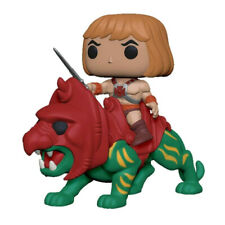 HE-MAN ON BATTLE CAT / LES MAITRES DE LUNIVERS / FIGURINE FUNKO POP