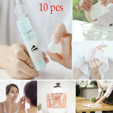 Travel Disposable Mini Face Care Expandable Non-woven Fabric Compressed Towel