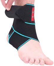 Supporto elastico per caviglia, Fascia cavigliere traspirante per compressione