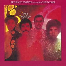Return to Forever feat. Chick Corea-no Mystery CD NUOVO