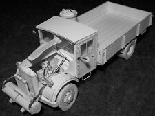 Modelik 16/09 - Opel Blitz Holzgas   1:25  mit Lasercutteilen