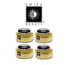 Swisa Beauty Lot Of 4 Dead Sea Mineral Salt Treatment For Hands & Feet 8.oz-GIFT