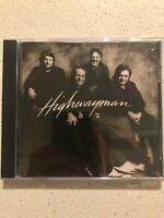 HIGHWAYMAN 2 - CD - LIKE NEW
