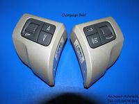 Opel Volante multifunción TECLAS ZAFIRA B ASTRA H MFL OPC VXR GM 13234174 oro