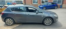 2010 Vauxhall Astra 1.4 turbo Elite 5dr Hatchback Spares or Repairs - Running