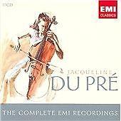 Jacqueline Du Pré: The Complete Recordings [Box Set] (2007)