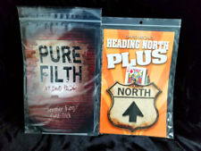 David Regal Duo: Pure Filth And Heading North Plus Both Mint And Unused New