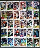 2019 Topps Series 2 1984 CHROME REFRACTOR SILVER PACK Complete Insert Set (50)