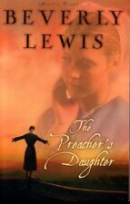 Lewis, Beverly THE PREACHER'S DAUGHTER Paperback BOOK
