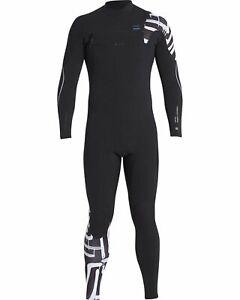 BILLABONG Men's 403 FURNACE CARBON COMP CZ Wetsuit - BPR - Large Short - NWT