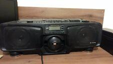 Vintage Hitachi CX-W700 Boombox CD, Radio & Cassette 3D Surround