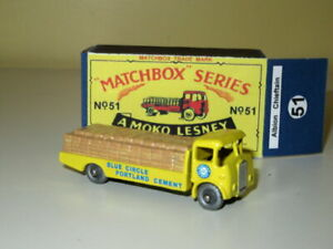 MatchboxSeries 51a, Albion Chieftain  (1958)