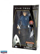 STAR TREK 2009 Command Collection SPOCK Rare New Sealed 12 inch Action Figure