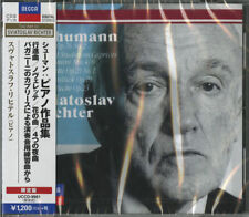 SVIATOSLAV RICHTER-SCHUMANN: PIANO WORKS-JAPAN CD Ltd/Ed C15