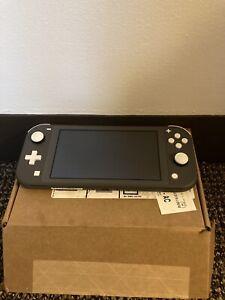Nintendo Switch Lite Gray Console
