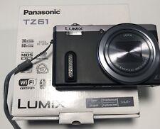 Panasonic LUMIX DMC-TZ61 18.1 MP Digitalkamera - Silber