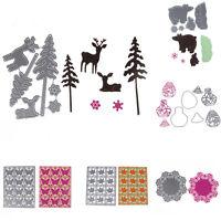Top Metal Cutting Dies Stencil DIY Scrapbook Album Paper Card Emboss Craft Decor